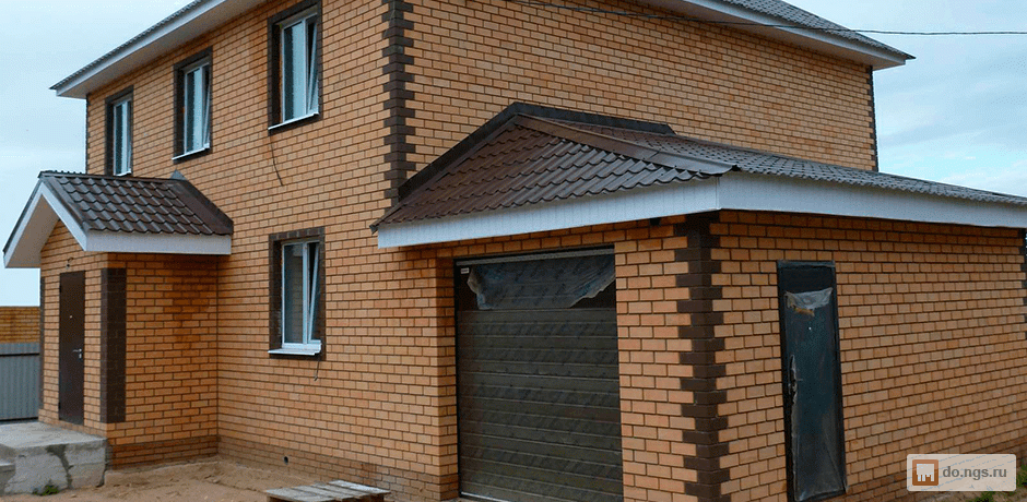Построить дом из кирпича стоимость