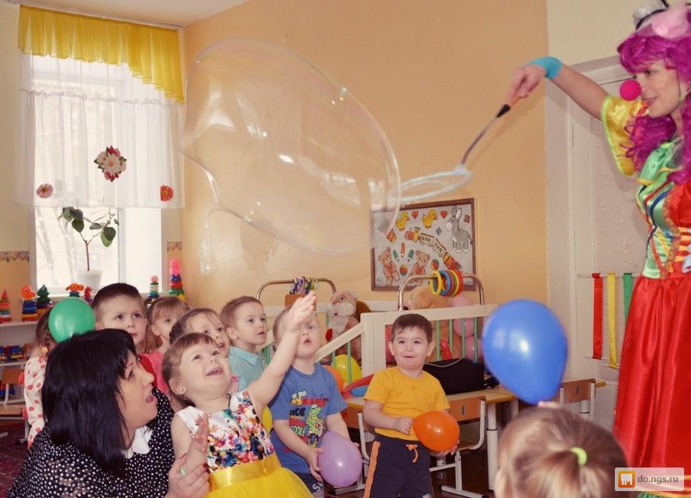 Весёлые и заводные конкурсы для детей