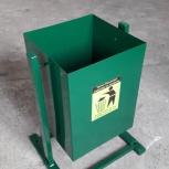 Урны для мусора в наличии и под заказ, Кемерово