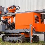 Буровая установка на гусеницах titan compact, Кемерово