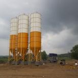 Силос (бункер) СЦМ-160 (160 тонн) разборный, Кемерово