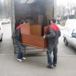 Вывоз строительного мусора. Старой мебели на свалку, Кемерово