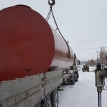 Резервуар под ГСМ, Емкость под воду, Кемерово