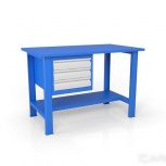 Слесарный рабочий стол вст-Н 12/тп3, Кемерово