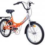велосипед АИСТ 20 2.0 7-скоростей (Shimano) (Минский велозавод), Кемерово