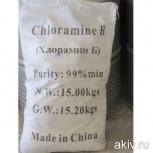Хлорамин Б меш.15 кг.(россыпь) купить в наличии, Кемерово