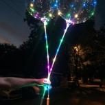 Шары БОБО со светодиодной подсветкой Арт.03, Кемерово