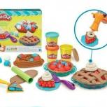Ягодные тарталетки набор для лепки Play-Doh от Hasbro, Кемерово