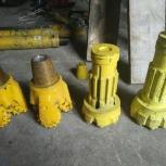 Приобретаю буровой инструмент долота шарошечные,коронки пневмоударники, Кемерово