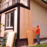 Утепление домов, коттеджей, квартир, гаражей, Кемерово