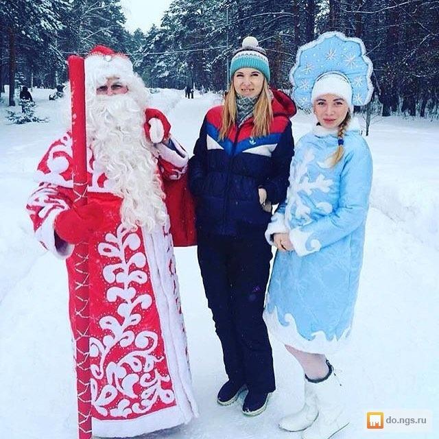 Дед мороз и снегурочка стриптиз кемерово видео