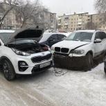 Отогрев, запуск авто, Кемерово