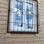 Решётки на окна., Кемерово
