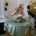 Леди-фуршет (живой стол) на праздник, Кемерово