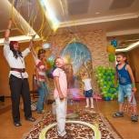 Шоу гигантских пузырей, аниматоры, Кемерово