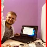 Ремонт компьютеров и ноутбуков Установка Windows, Кемерово