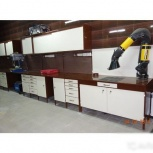 Комплект металлической мебели в гараж/мастерскую, Кемерово