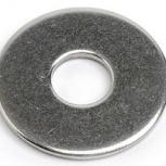 Шайба Ф5,5(М5) круглая плоская DIN 440R, Кемерово