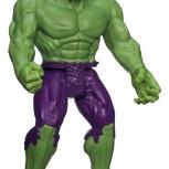 Халк Игрушка Супергерой Титаны Мстители Hasbro, Кемерово