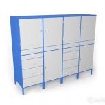 Шкаф металлический инструментальный ши 2222/4141, Кемерово