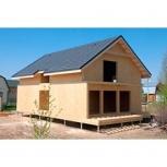 Строительство домов из Sip панелей, Кемерово