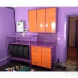 Металлическая мебель (верстак, стеллаж, антресоль), Кемерово