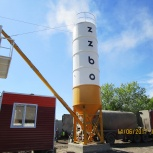 Силос (бункер) СЦ-52 (35м3) сварной, Кемерово
