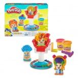 Сумасшедшие прически набор для лепки Play-Dohот Hasbro, Кемерово