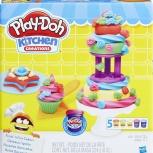 Делаем Торт. Набор Для Лепки Play-Doh, Кемерово