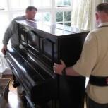 Перевозка пианино профессиональными грузчиками, Кемерово