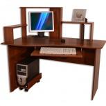 Стол компьютерный СКН-2 орех, Кемерово