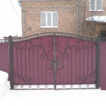 Кованые ворота, Кемерово