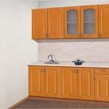 "Кухня ""Настя"" врезная мойка, цвет вишня, Кемерово"