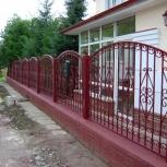 Забор кованый в Кемерово, Кемерово