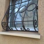 Решетки на окна кованые, Кемерово