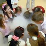 Детское научное шоу (Азот-шоу), Кемерово