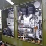 Дизельные генераторы (электростанции)  от 8 до 500 кВт с хранения, Кемерово
