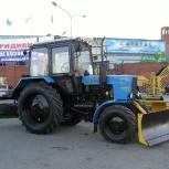 Отвал поворотный ОС-01Г для МТЗ, ЮМЗ и китайцев, Кемерово