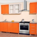 "Кухня ""Фреш"" 240 см оранж, Кемерово"